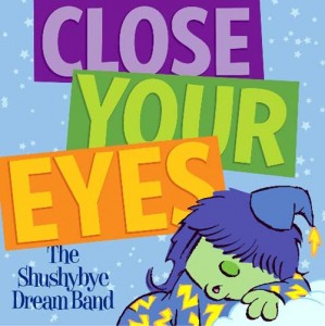 Close Your Eyes CD Cover