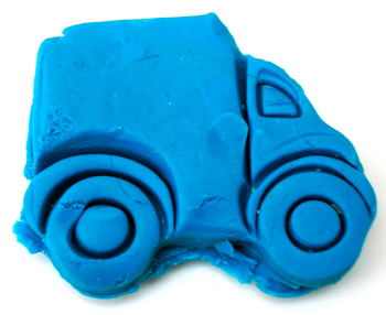 PlayDough_Truck
