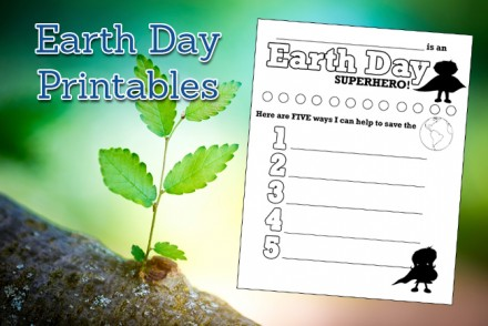 EarthDayPrintable