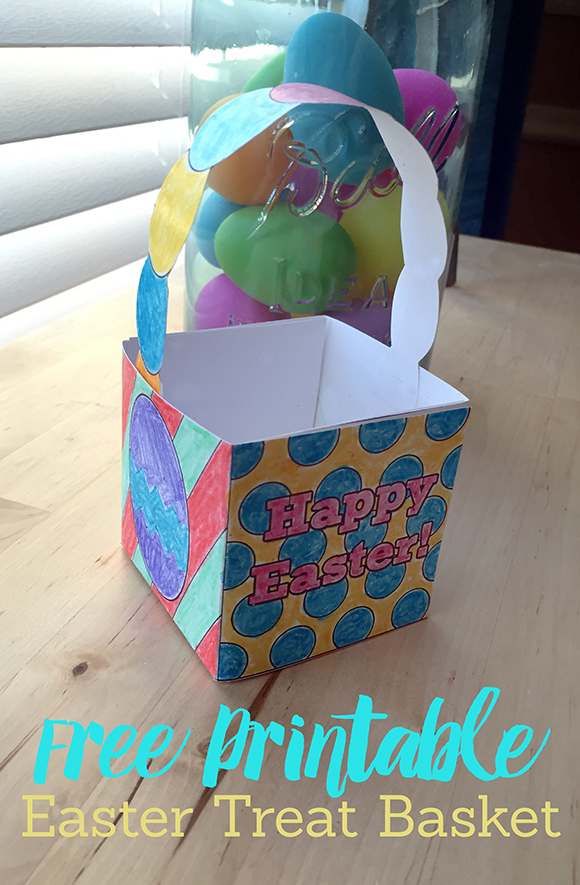 Free easter basket craft printable download frugal novice printableeasterbasket frugalnovice pronofoot35fo Image collections