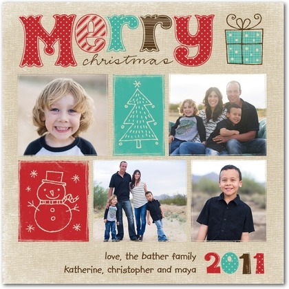 make a statement this christmas with custom cards from tinyprintscom - Tiny Prints Christmas Cards