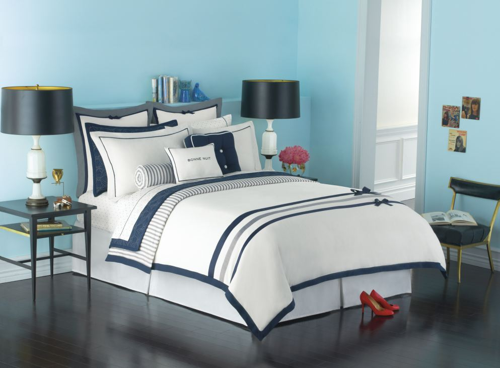 New {& Charming!} Bedding Collections from Kate Spade New York ...