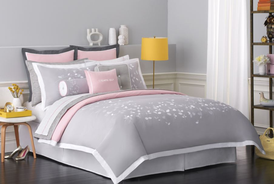 New charming bedding collections from kate spade new york frugal n - Tete de lit ancienne ...