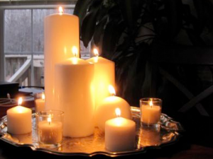 Candle-lit-Table