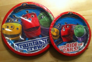 Chuggington_Plates
