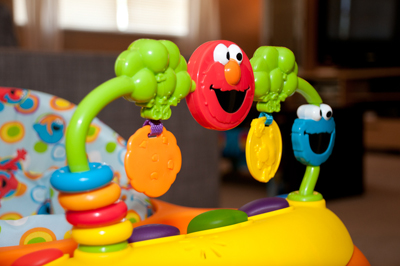 Long Term Fun For Baby With The Sesame Street 2 In 1