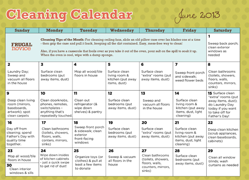 CleaningCalendar_June2013Small
