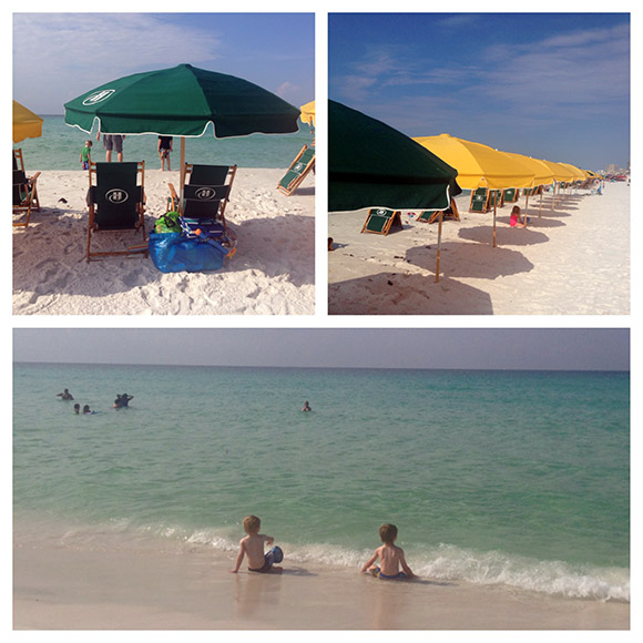 HiltonSandestin-Beach-Collage
