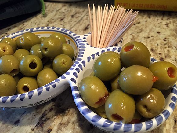 Olives-From-Spain-Dish