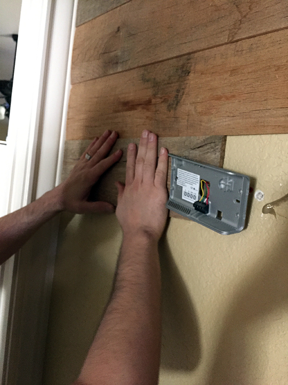 Reclaimed-Wood-Wall-Around-Thermostat