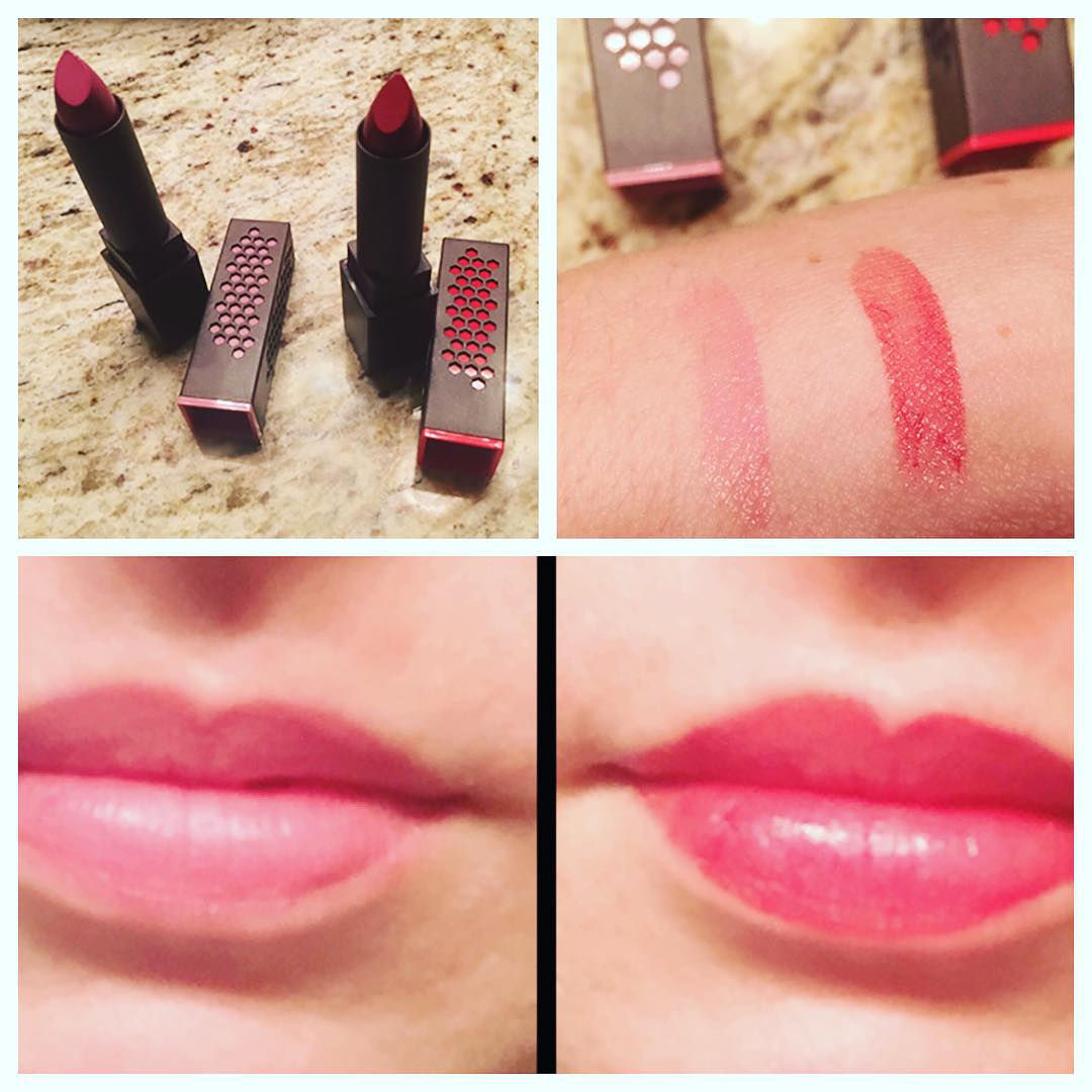 Love the new lipstick from burtsbeesus  great shades nicehellip