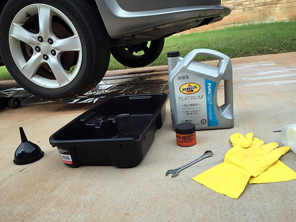 Diy oil change diy do it your self for How often to change full synthetic motor oil