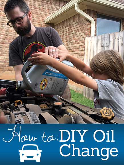 How To Diy Oil Change With Pennzoil Platinum Full