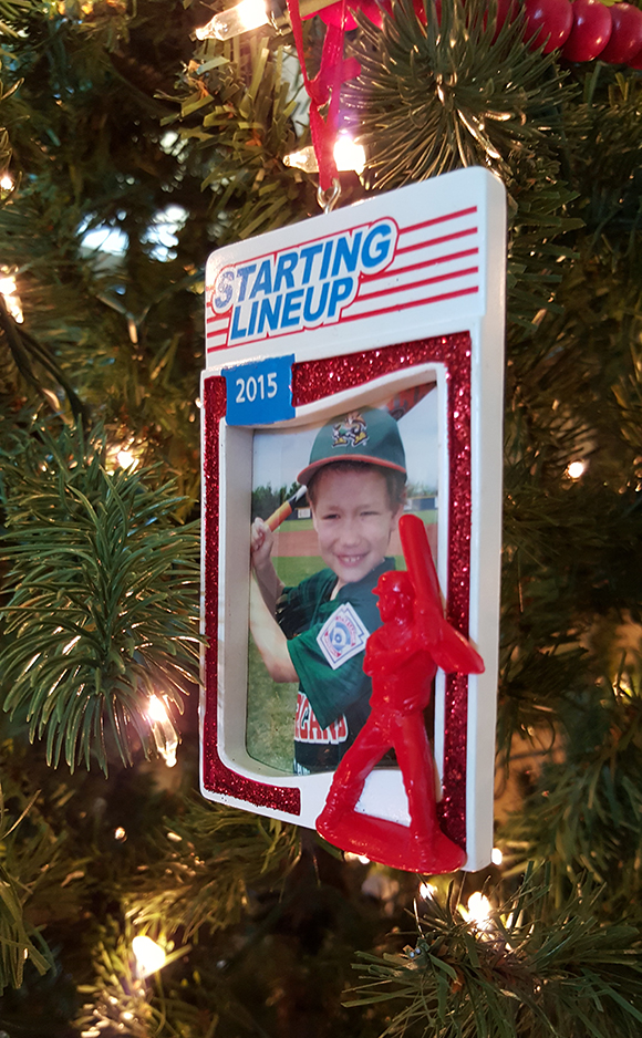 Baseball-Ornament