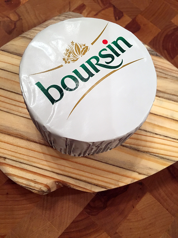 Boursin-GarlicCheese-Wrapped