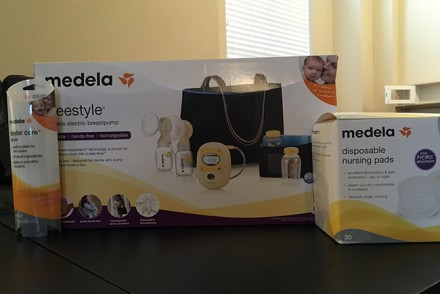 Medela-Pump-Box