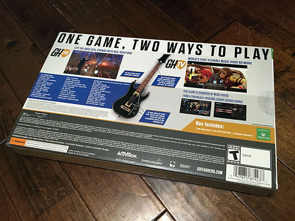 GuitarHero-Box