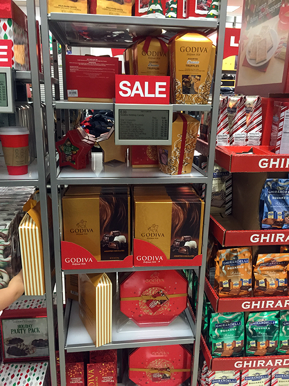 Kohls-ChocolateDisplay