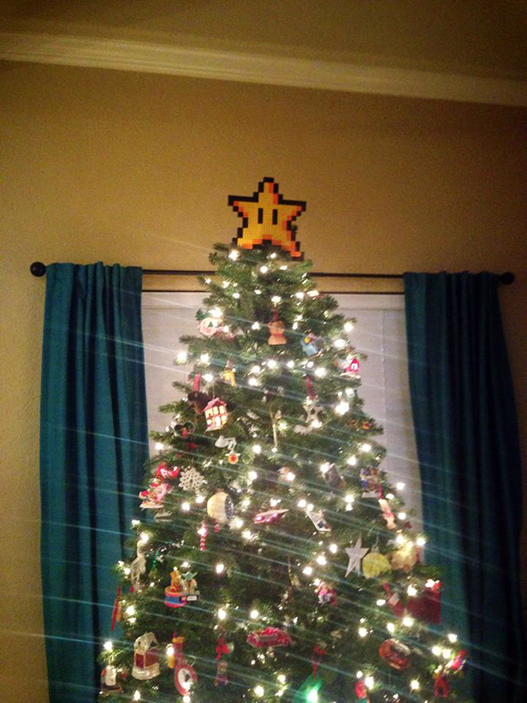 Lego-Tree-Topper