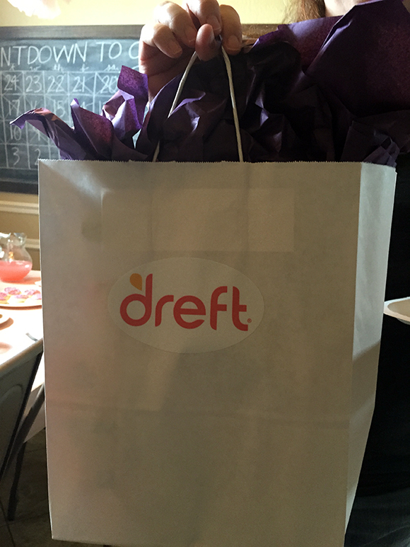 Dreft-GiftBag
