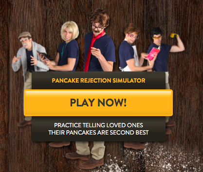 PancakeRejectionSimulator