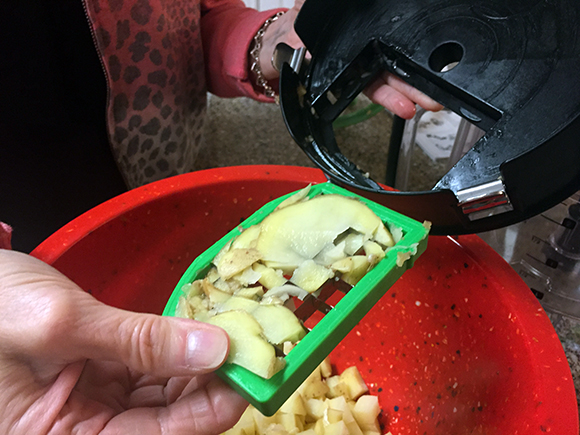 dicer-removal