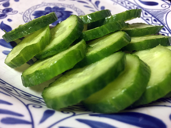 sliced-cucumbers