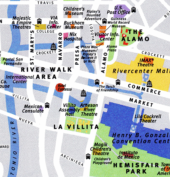 RiverwalkMap