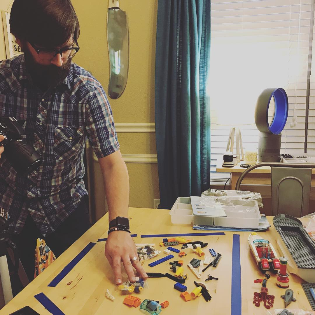 Such a good husband! starkdesign worked on a stopmotion videohellip
